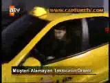 �ahan m��teri alamayan taksici