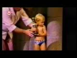 çocuktan bodybuilder hareketleri