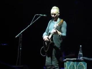 Sting - Fragile Canlı İstanbul Konseri 2012