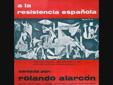 Rolando Alarcon|Inti-Illimani - 1969 - A La Resistencia